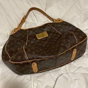 Louis Vuitton bag Galliera GM authentic